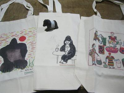 ポポフのマイバッグは1500円(生成り生地)