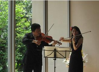 バイオリンs