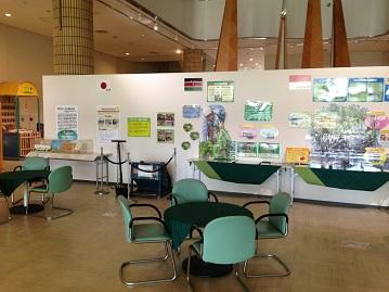 戸田川緑地・農業科学館