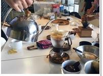珈琲焙煎教室2