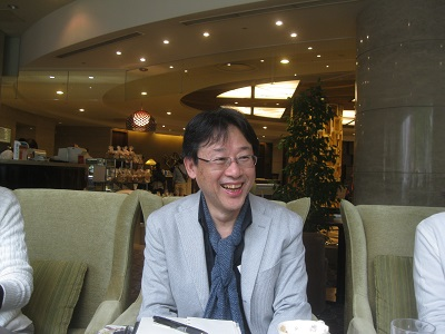 慶応義塾大学名誉教授山本純一さん(2016年5月9日)
